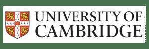 Logotipo de la Universidad de Cambridge